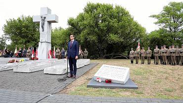 Mateusz Morawiecki o zbrodni wołyńskiej: prawda drogą pojednania