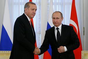 Po spotkaniu Putina i Erdogana. Gazowa współpraca na horyzoncie