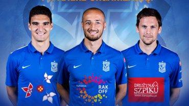 Lech Poznań w meczu eliminacji Ligi Mistrzów z FC Basel na wyjeździe latem 2015 roku zagrał w koszulce z logo Drużyny Szpiku, bo to ta inicjatywa została wybrana przez kibiców - głosować można było też na fundację Rak Off i Regionalne Centrum Krwiodawstwa i Krwiolecznictwa