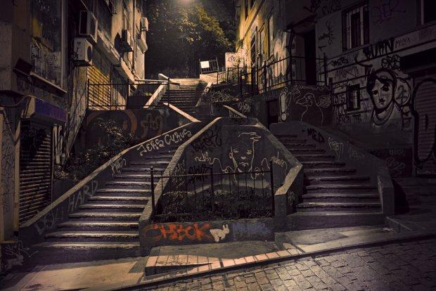 Dzielnica Beyoglu w Stambule, fot. Amy Johansson / shutterstock.com