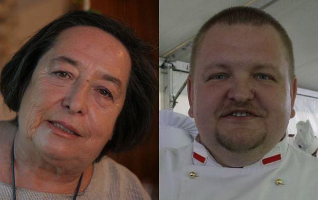 Hanna Szymanderska i Grzegorz Komendarek