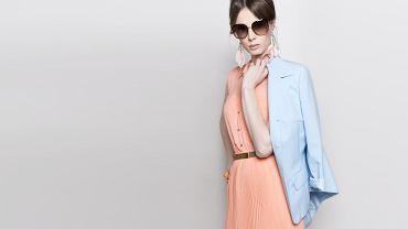 Pastelowe sukienki do wielu stylizacji