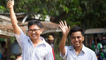 Myanmar Journalists