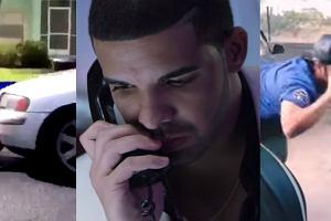 Z kim spotyka się drake Drake