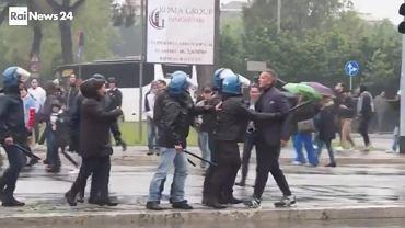 Sinisa Mihajlović starł się z kibicem