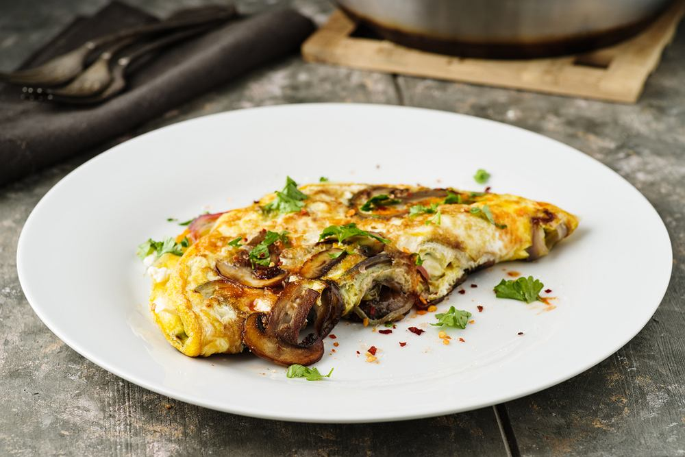 Jak zrobić omlet? To nie jest skomplikowane!