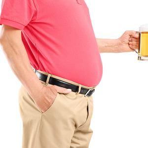 """Nie wszystkich problem """"mięśnia piwnego"""" dotyka jednakowo."""