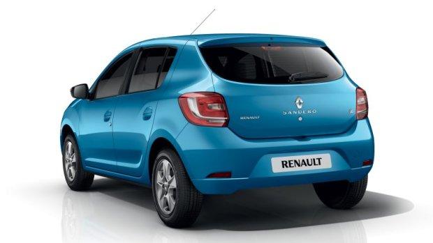Renault Sandero Brasil