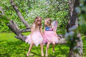 Stroje wiosenne dla dzieci- króliczek, pani wiosna, lisek, czy biedroneczka?