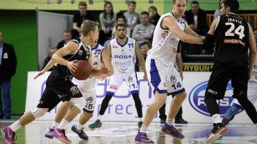 Tauron Basket Liga. Rosa Radom - Start Lublin