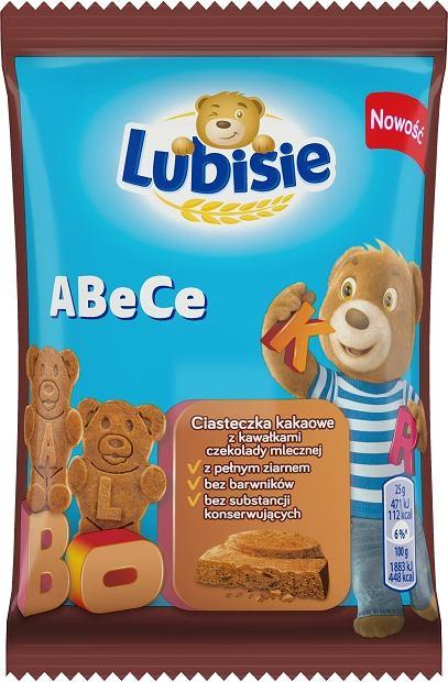 Lubisie ABeCe kakaowe