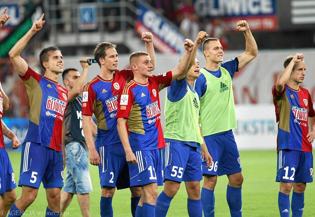 Gliwice. Piast - Legia Warszawa 2:1