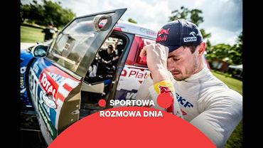 Jakub Przygoński w Sportowej rozmowie dnia
