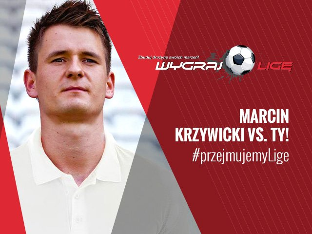 Drużyna Marcina Krzywickiego w Wygraj Ligę