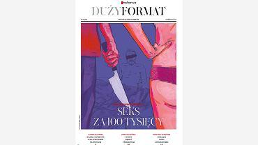Okładka 'Dużego Formatu', 12 kwietnia 2021 r.