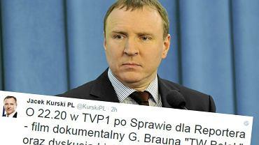 Jacek Kurski o zmianie ramówki TVP