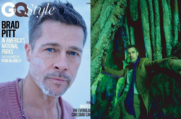 Zdjęcie numer 0 w galerii - Brad Pitt
