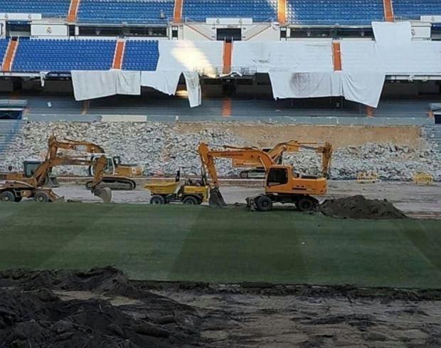 Stadion Realu Madryt nie do poznania! Tak teraz wygląda Santiago Bernabeu