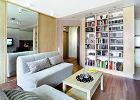 Sprytnie urządzone 31-metrowe mieszkanie dla dwóch osób