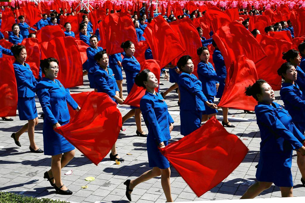 Kobiety w Korei Północnej są na ogromną skalę wykorzystywane seksualnie przez mężczyzn mających władzę - wynika z raportu Human Rights Watch