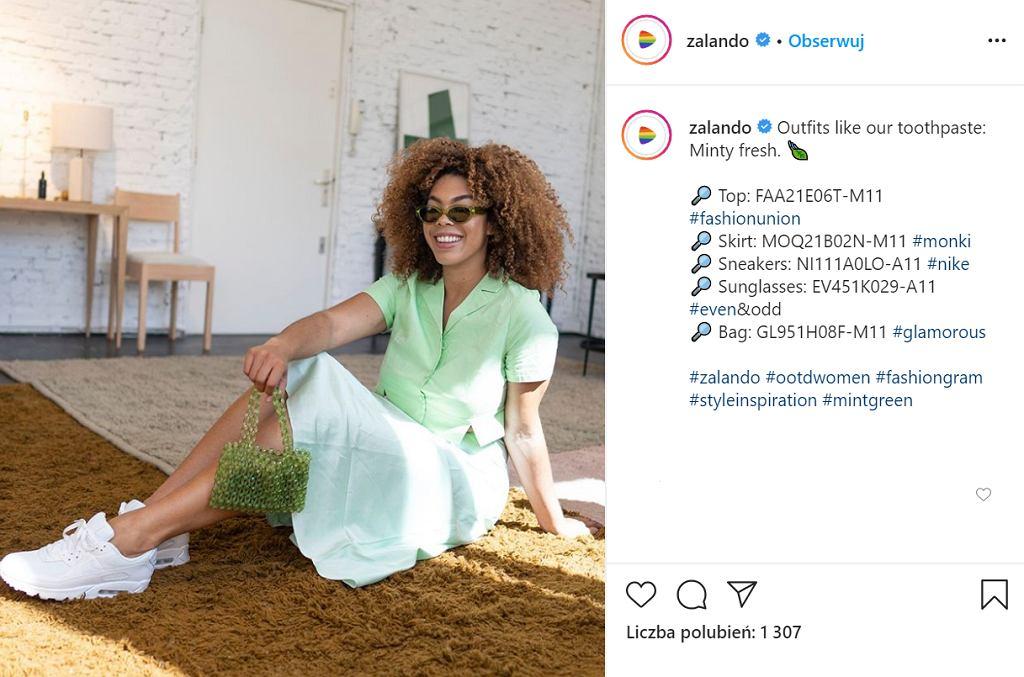 Zalando robi kolejny krok w kierunku zrównoważonej mody. Co zmieni popularny sklep?