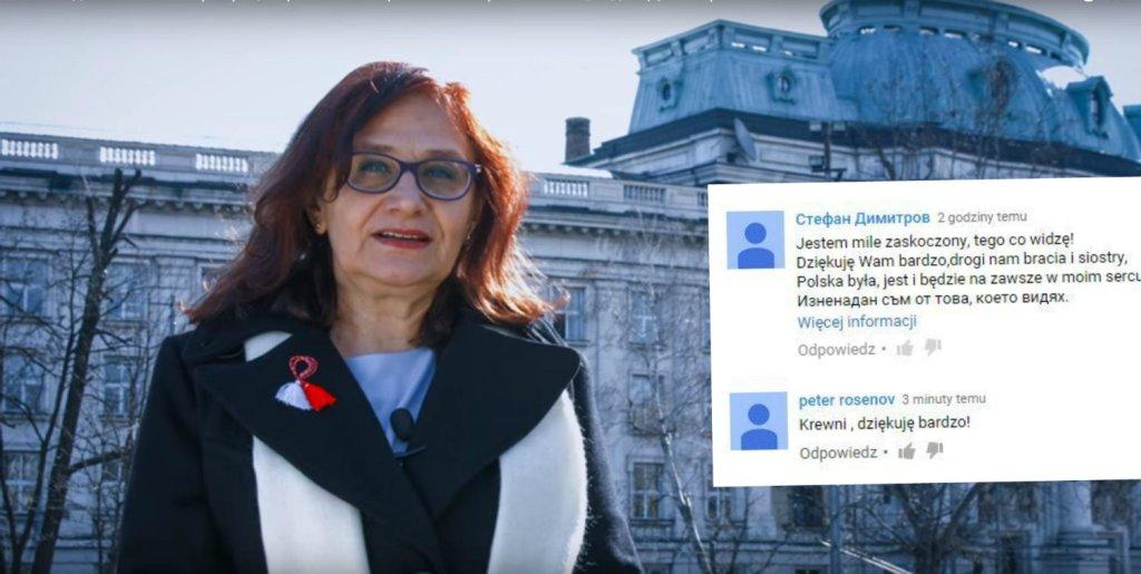 Piękny gest polskich dyplomatów w Bułgarii