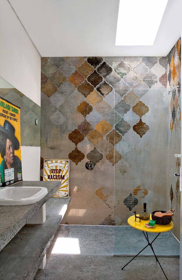 Tapeta Do łazienki Budowa Projektowanie I Remont