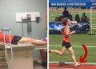 Amerykański lekkoatleta pokazał TRAGICZNE skutki determinacji w sporcie