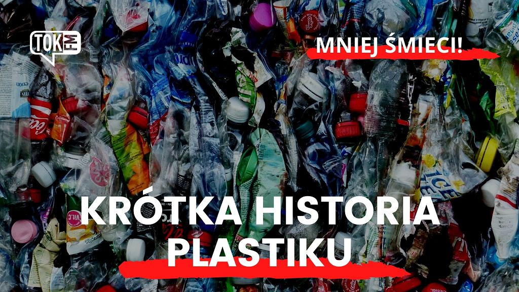 Krótka historia plastiku