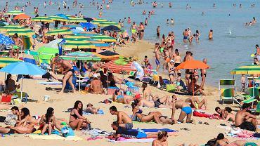 Włochy otwierają plaże