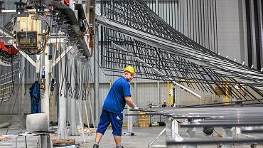 Produkcja profili aluminiowych
