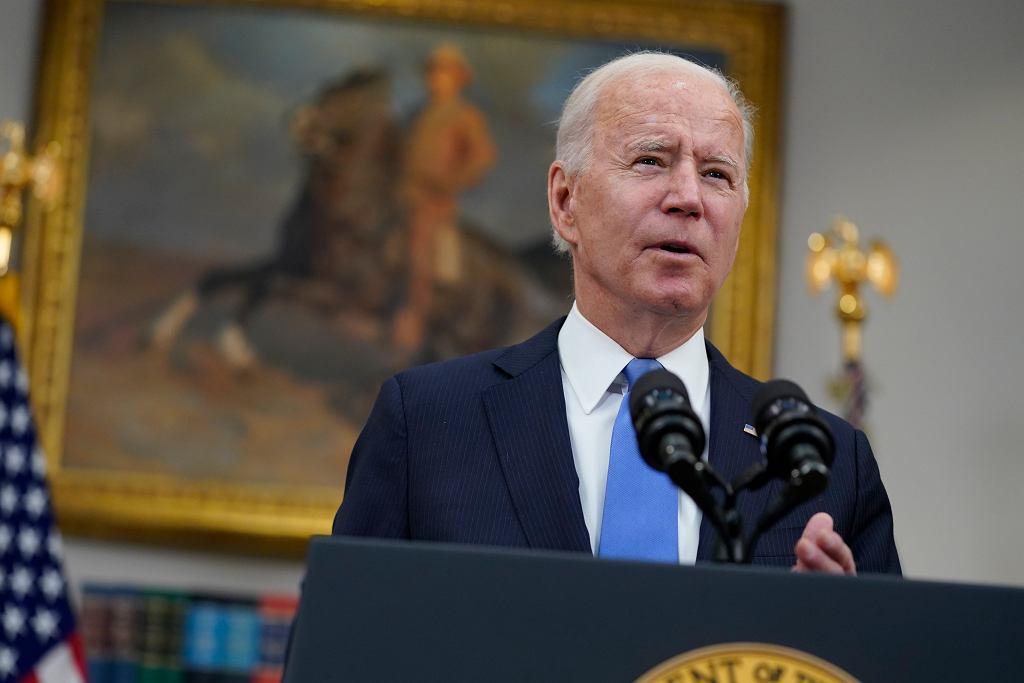 USA. Prezydent Joe Biden ujawnił swoją deklarację podatkową. Zgłosił spadek dochodów