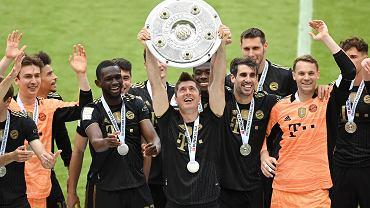 Jest komentarz na gorąco. Lewandowski mówi o rekordzie i kolegach z Bayernu
