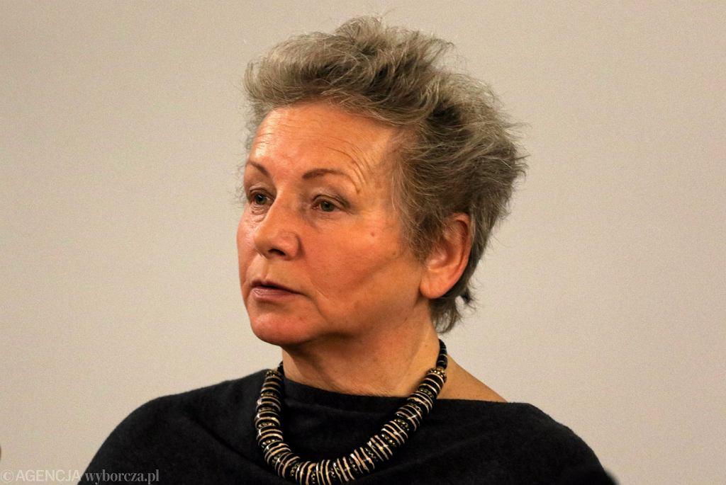 Prof. Monika Płatek alarmuje ws. ośrodka w Gostyninie