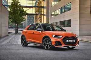 Audi A1 Citycarver oficjalnie. Nowe A1 chce być crossoverem