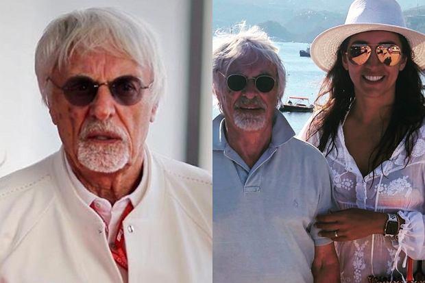 """89-letni Bernie Ecclestone znów chce zostać ojcem. """"Żona daje mi tabletki"""""""