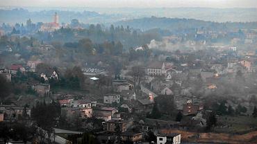 Smog w Rybniku, kwiecień 2014 r.