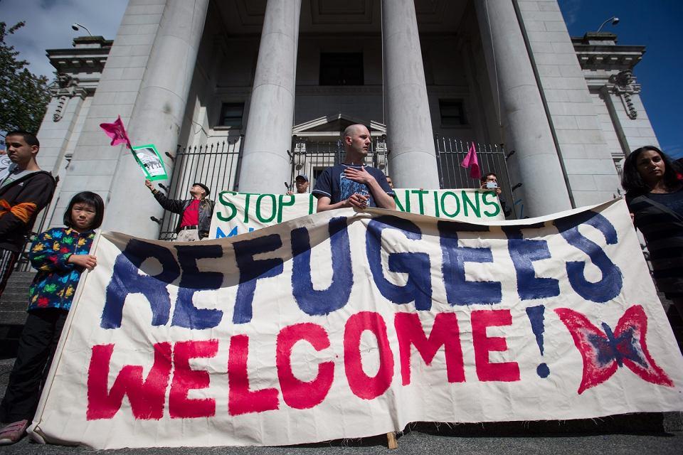 Kanada przyjmie uchodźców z Bliskiego Wschodu. Do prowincji Ontario przyjedzie ich 10 tys. w tym roku. Quebec do końca roku zaprosi dalszych 3650