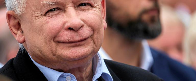 Kaczyński: Nie wiedziałem, że można zobaczyć, jak się wygląda w środku