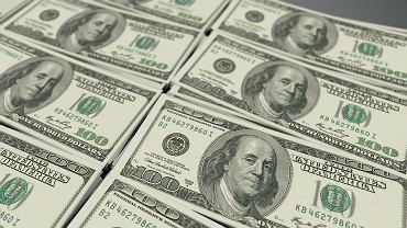 Kursy walut 17.06. Dolar mocno w górę [Kurs dolara, funta, euro, franka]