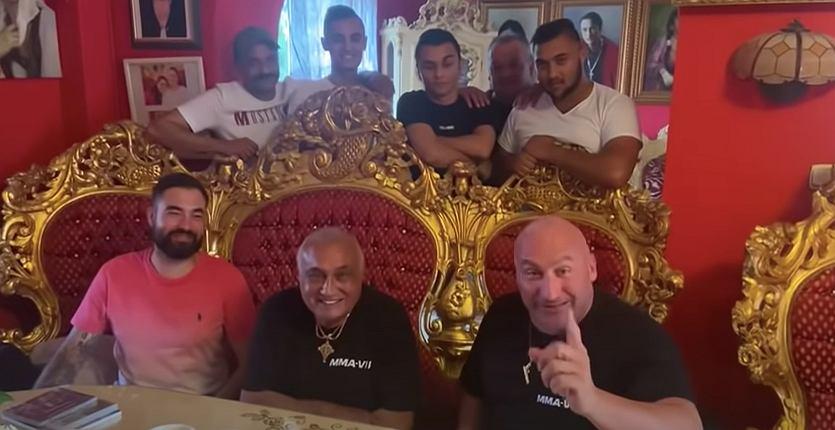 Don Vasyl i Marcin Najman. MMA-VIP. Źródło: YouTube