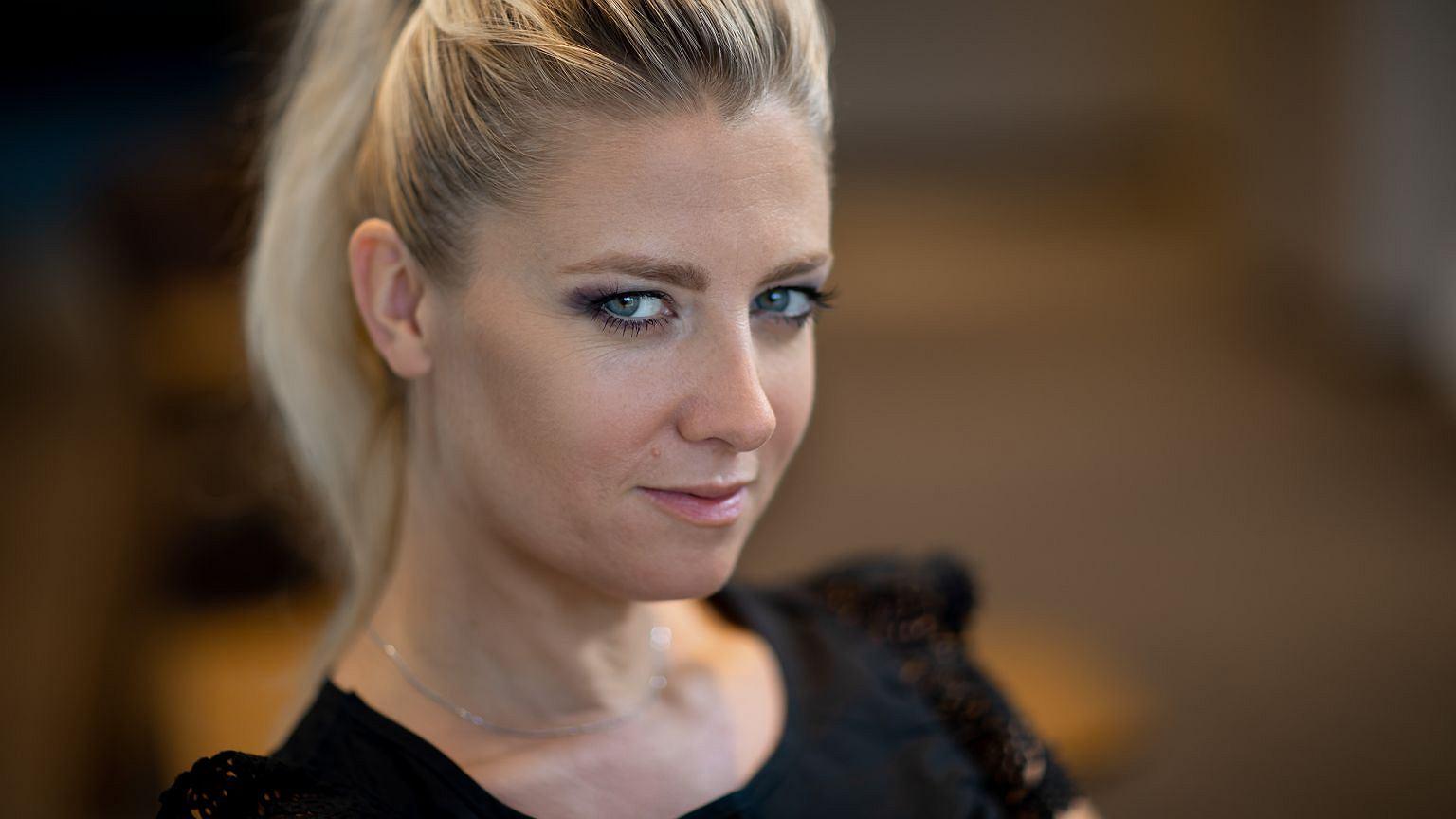 Magdalena Wolińska-Riedi