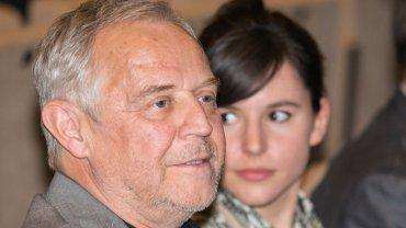 Marek Kondrat i Antonina Turnau