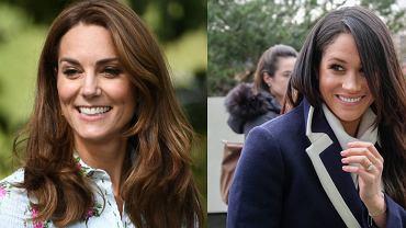 Kate Middleton i Meghan Markle się nie lubią?