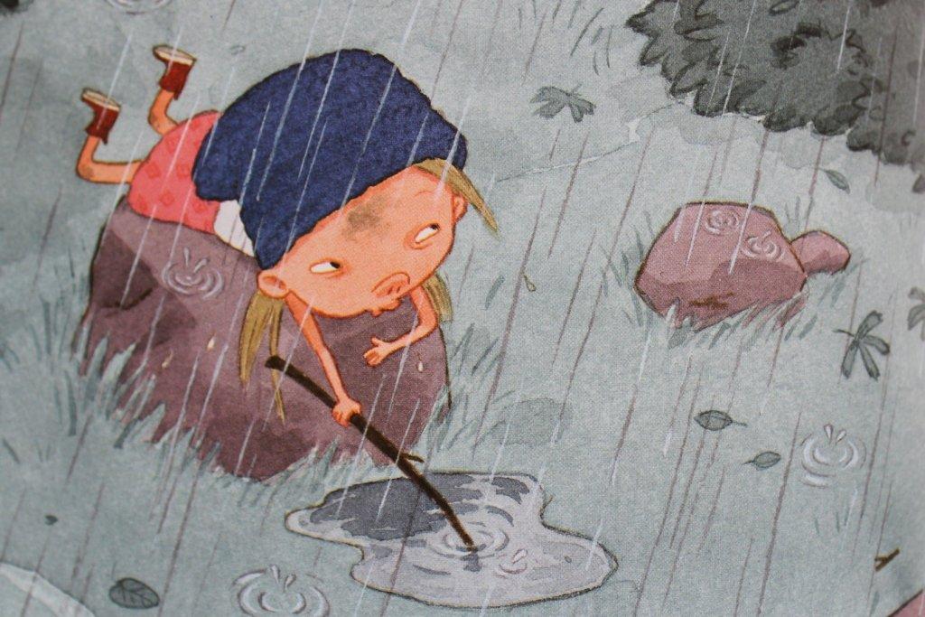 Szwedzka książka 'Pobawimy się' Pija Lindenbaum - fot. ilustracji