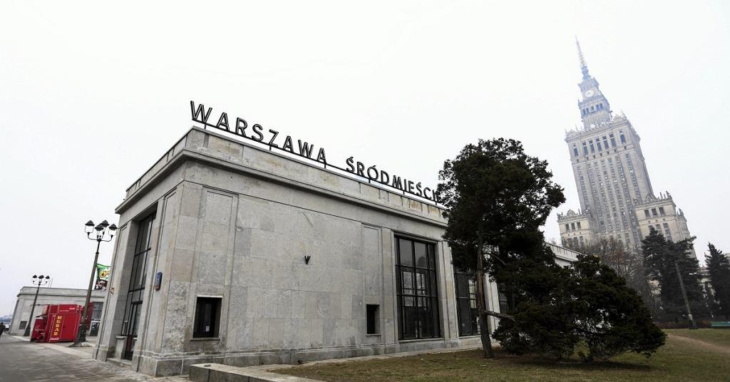 Warszawa Śródmieście koncert