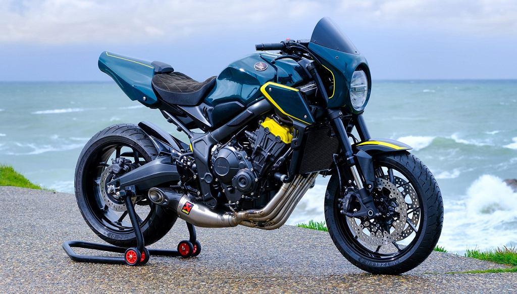 Honda CB650R HEDICION
