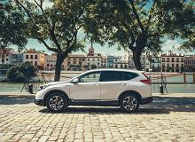 Honda CR-V Hybrid - cennik 2019. Hybryda dołącza do oferty