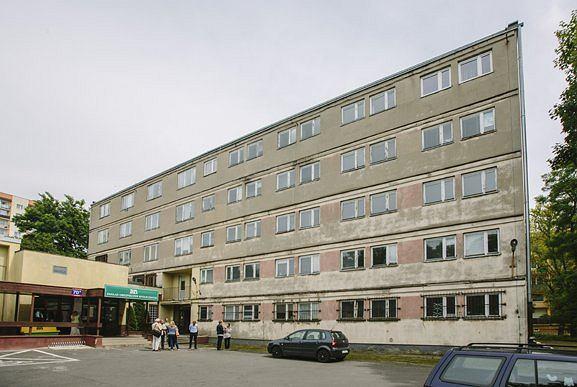 Budynek ZUS w Łodzi