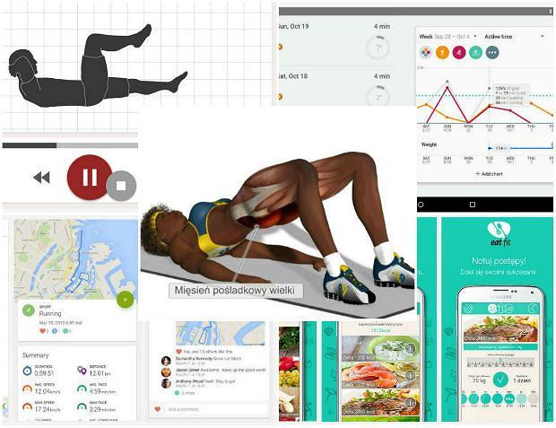10 Najciekawszych Darmowych Aplikacji Z Obszaru Fitness Dieta I